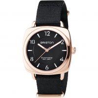 Damen Briston Clubmaster Chic Steel Watch 17536.SPRG.L.1.NB