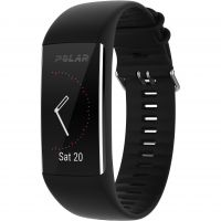 Unisex Polar A370 Bluetooth GPS HR Activity Tracker Alarm Chronograph Watch 90064882
