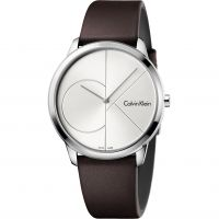 Ladies Calvin Klein Minimal 40mm Watch