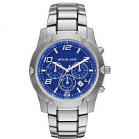 Herren Michael Kors Caine Chronograph Watch MK8487