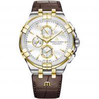 Herren Maurice Lacroix Aikon Chronograph Watch AI1018-PVY11-132-1