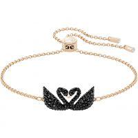 femme Swarovski Jewellery Iconic Swan Bracelet Watch 5344132