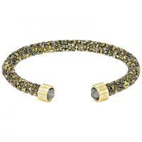 Damen Swarovski vergoldet Crystaldust Armband