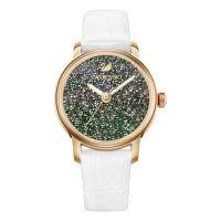 Damen Swarovski Crystalline Hours Watch 5344635