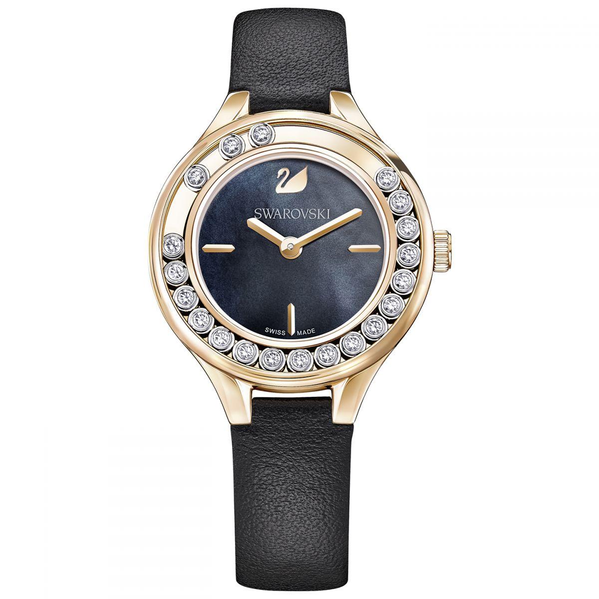 Ladies swarovski lovely crystals watch 5301877 for Swarovski crystals watch