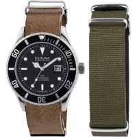 homme Kahuna Strap Set Watch KUS-0110GSTP