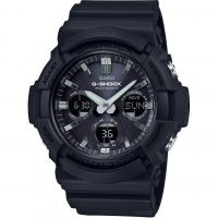 Mens Casio G-Shock Waveceptor Alarm Chronograph Watch