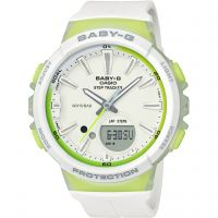 Zegarek damski Casio Baby-G Step Counter BGS-100-7A2ER