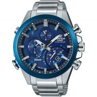 Mens Casio Edifice Bluetooth Chronograph Watch