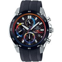Hommes Casio Edifice Toro Rosso Special Édition Chronographe Montre