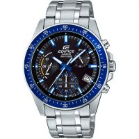 Mens Casio Edifice Retrograde Chrono Chronograph Watch