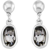 Ladies UNOde50 Silver Plated De Puntillas Earrings PEN0400HUMMTL0U