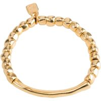 Ladies UNOde50 Gold Plated Travesia Bracelet PUL1208ORO0000M