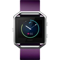 Unisex Fitbit Blaze Bluetooth Fitness Activity Tracker Watch FB502SPMS-EU