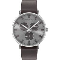 Kenneth Cole Houston Herrklocka Svart KC14946001