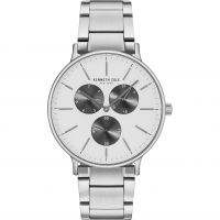 Kenneth Cole Houston Herrklocka Silver KC14946007