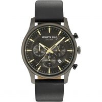 Kenneth Cole Bleeker Herrkronograf Svart KC15106004