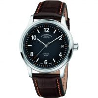 Mens Muhle Glashutte Lunova Datum Automatic Watch