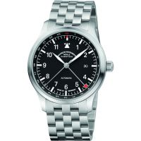 Mens Muhle Glashutte Terrasport IV GMT Automatic Watch M1-37-94-MB