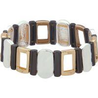 femme Nine West Jewellery Stretch Bracelet Watch 60467988-Z01