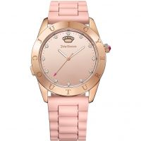 Juicy Couture Couture Connect Smartwatch Damklocka Rosa 1901546