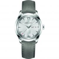 Hamilton Broadway Day-Date 40mm Herenhorloge Grijs H43311915