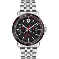 Herren Scuderia Ferrari Turbo Watch 0830453