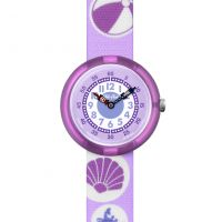 Kinder Flik Flak Girlie Beach Watch FBNP087