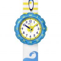 Childrens Flik Flak Waves Slide Watch