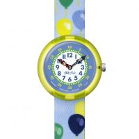 Childrens Flik Flak Ballolou Watch