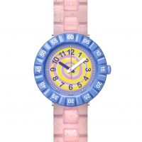Flik Flak Swirly Candy WATCH