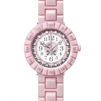 Kinder Flik Flak Pretty Rose Watch FCSP047