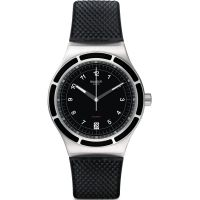 Unisex Swatch Sistem Dark Watch YIS413
