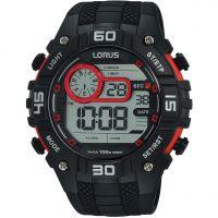 Herren Lorus Digital Wecker Chronograf Uhren