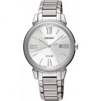 Ladies Seiko Solar Powered Watch