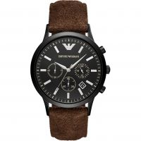 Mens Emporio Armani Chronograph Watch AR11078