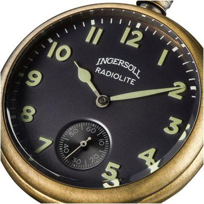 Ingersoll trenton pocket watch activation code