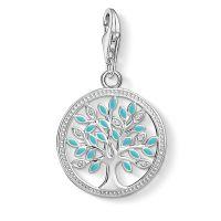 Thomas Sabo Jewellery Charm Club Tree of Love Charm JEWEL