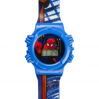 Childrens Character Marvel Ultimate Spiderman Wallet Set Watch