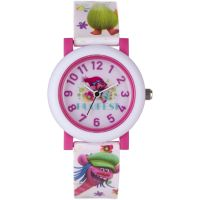 Childrens Character Trolls Wallet Set Watch