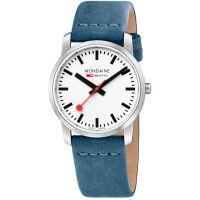 femme Mondaine Swiss Railways Simply Elegant Watch A4003035116SBD