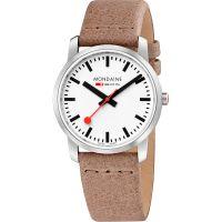 Damen Mondaine Simply elegant Uhren