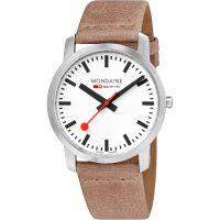 Herren Mondaine Simply elegant Uhren