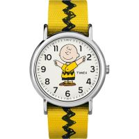 Mens Timex Weekender Timex x Peanuts Charlie Brown Watch