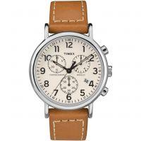 homme Timex Weekender Chronograph Watch TW2R42700