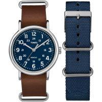 Hommes Timex Weekender Coffret Montre