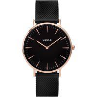 Damen Cluse La Boheme Rose Gold Uhr