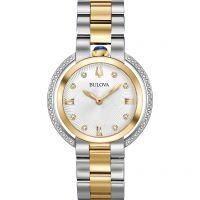 Damen Bulova Rubaiyat Watch 98R246
