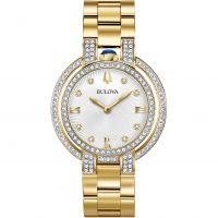Damen Bulova Rubaiyat Watch 98R249