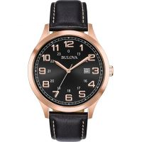 Mens Bulova Dress Watch